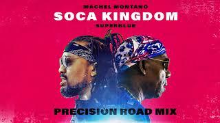 Download Soca Kingdom - Precision Road Mix (Official Audio) | Machel Montano x Superblue | Soca 2018 MP3 song and Music Video