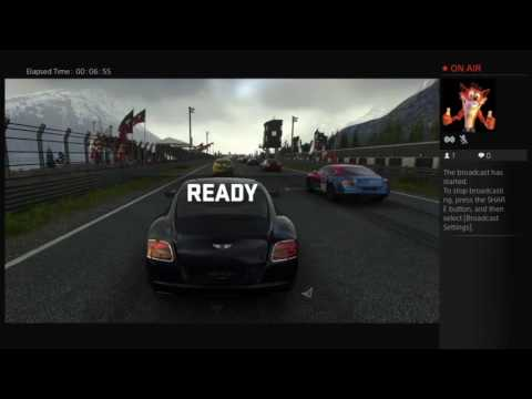 Twitch LIVE: Driveclub Pt. 4