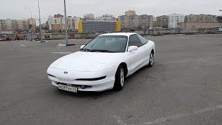 Ford Probe 1994 : 2,5 л , 170 л.с.(от Mazda Capella) , 4акпп