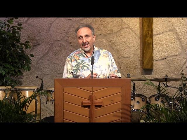 Communion Service, November 11, 2018, Luke 22:14-20