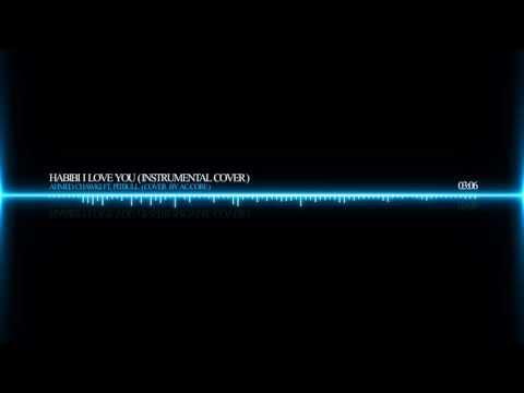 Ahmed Chawki - Habibi I Love You Ft. Pitbull (Instrumental Cover)