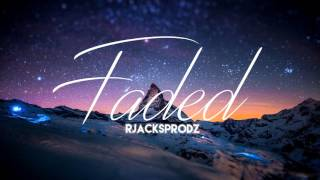 Faded | Sad Hip Hop Love Instrumental (w Little Voice) (RJacksProdz)