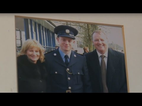 Joe Connolly on why he left for Australia   Garda Down Under   RTÉ One