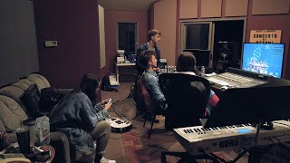 Behind The Scenes: Fifth Lucky Dragon (feat. Emma Peridot & Addie Kosten) Let's Groove (E,W&F cover)