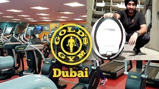 GOLDS GYM DUBAI ❤