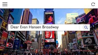 Dear Evan Hansen Search