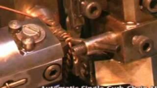 Complete Automatic Jewellery Chain Making Machines {single Curb Chain Making Machine}