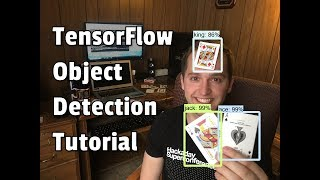 How To Train an Object Detection Classifier Using TensorFlow (GPU) on Windows 10