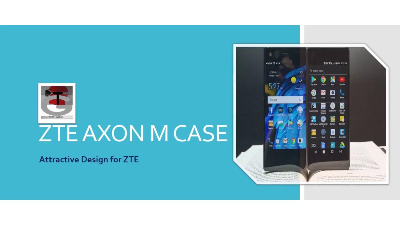 huge discount 38362 dd87e ZTE AXON M CASES