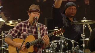 Jason Mraz - Whatever Mama Say (Live at Farm Aid 25)