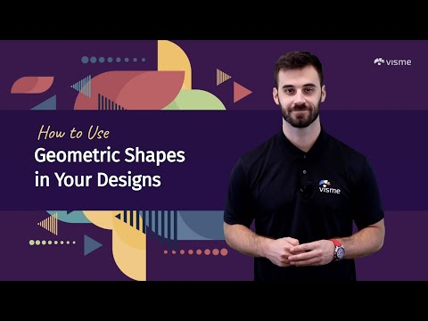 Geometric Shapes in Design: How to Creatively Use Shapes in Your Designs