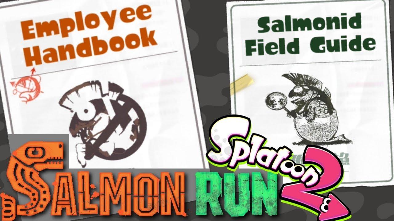salmon run splatoon 2 guide