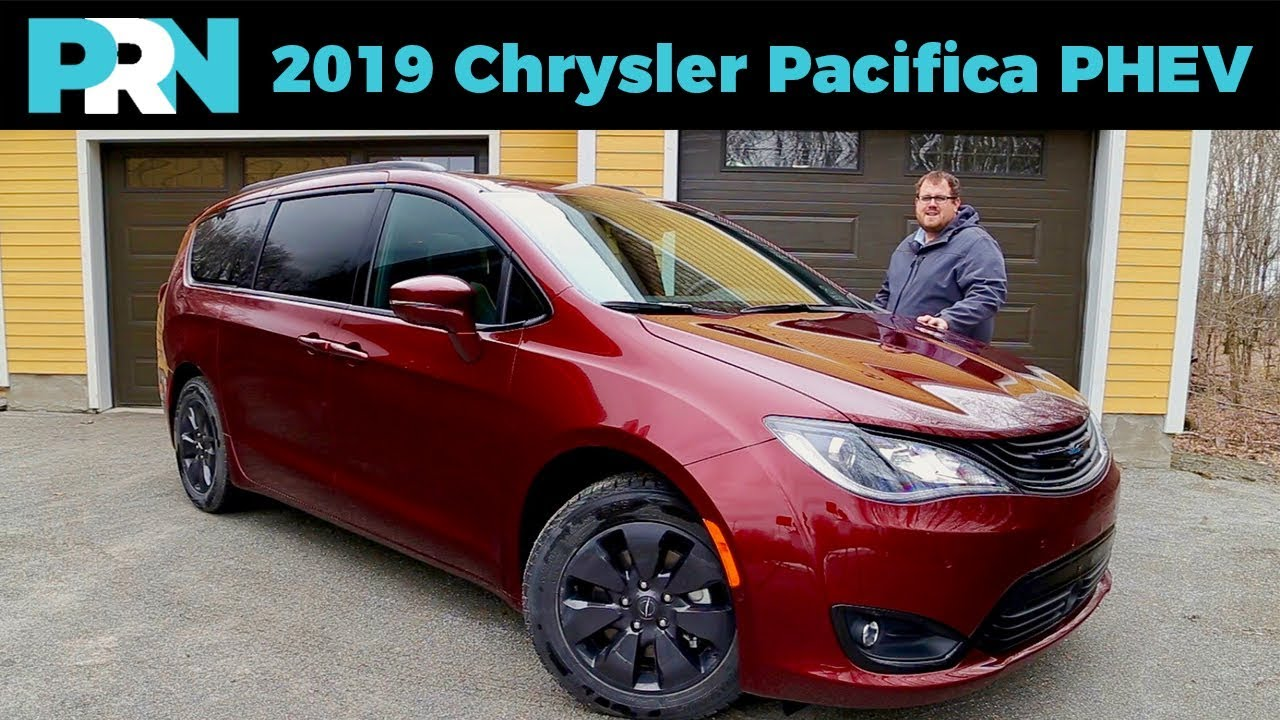 2019 Chrysler Pacifica Hybrid 2 000km