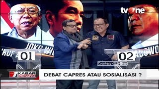 Download Video Debat Capres Atau Sosialisasi? (Akbar Faisal dan Haikal Hassan) MP3 3GP MP4