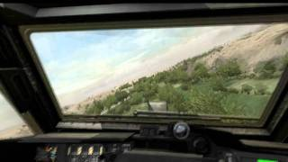 ArmA 2: Operation Arrowhead AH-64 Apache compilation