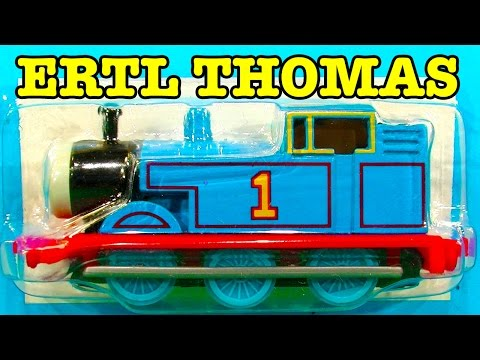 Thomas The Tank ERTL Dates & Buying Rare Thomas & Friends Toy Trains