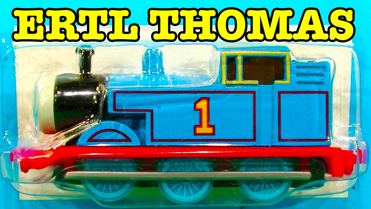 Thomas The Tank ERTL Dates & Buying Rare Thomas & Friends Toy Trains