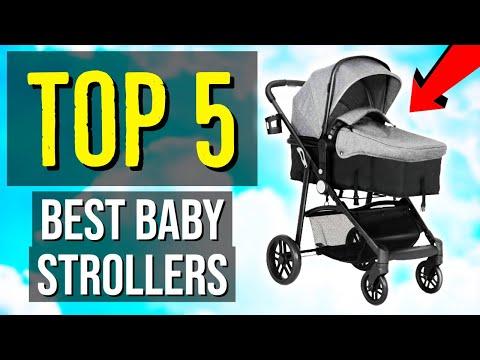 ✅ TOP 5: Best Baby Stroller 2020