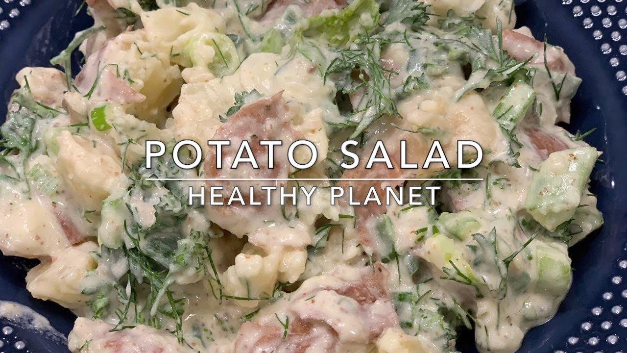 The Best Vegan Potato Salad