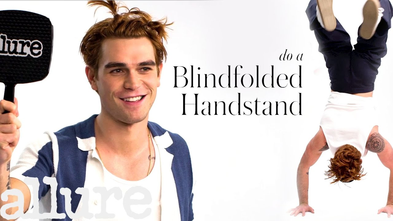 KJ Apa Tries 9 Things He's Never Done Before | Allure