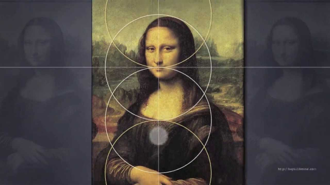 Mona Lisa's Secrets — Da Vinci's Sacred Geometry ... Da Vinci Paintings Hidden Messages