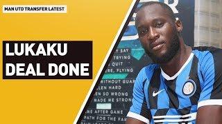 Lukaku Deal Done | Deadline Day Disaster |  Man Utd Transfer Latest