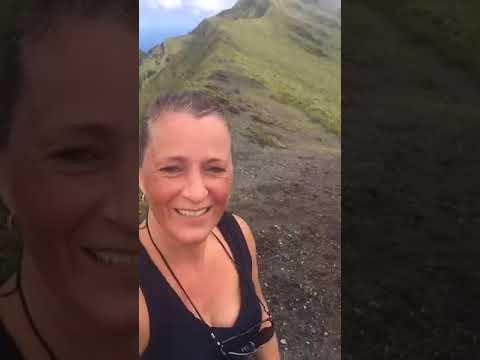 Climbing La Soufrière Volcano In St Vincent 2017