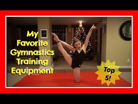 My Top 5 Gymnastics Equipment Recommendations | Flippin' Katie