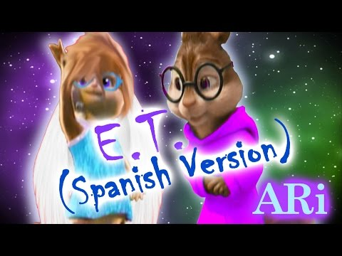 Harry Miller - E.T.  (Spanish Version)