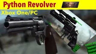 Fallout 4 Xbox One/PC Mods|Python Revolver