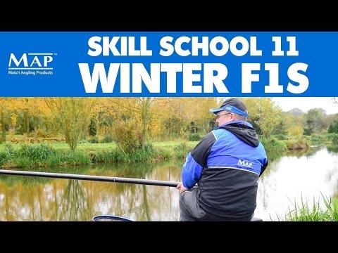 Skill School... Part 11: Winter F1 Fishing