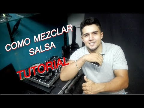 How to Mix Salsa Tutorial