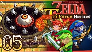 PUT IT IN THE HOLE • The Legend of Zelda: Triforce Heroes • Part 05