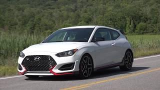 2019 Hyundai Veloster N   Is N the new M?   TestDriveNow