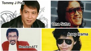 Tommy J Pisa, Ona Sutra, Hamdan ATT & Asep Irama Dangdut Kompilasi