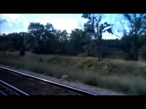 The Empire Builder Leaves Cut Bank MT