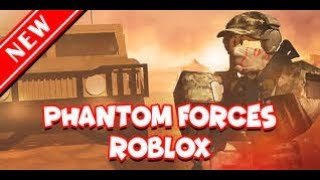 Roblox Phantom Forces #3 (NAILED IT)