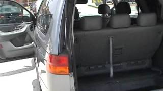 2002 Honda Odyssey Mini Van  Credit Nation Used Cars Orlando Florida 32839