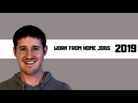 16 High Paying WORK FROM HOME Jobs 2019