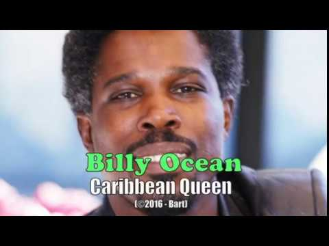 Billy Ocean - Caribbean Queen (Karaoke)