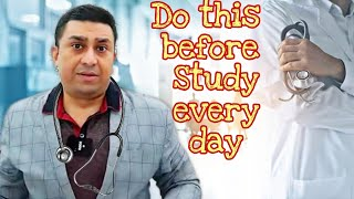 How to start your Daily Study ||#Dr_Geetendra_Sir||BM Family