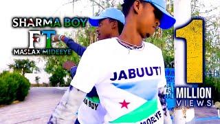 Sharma Boy Ft Maslax Mideeye   Jabuuti   Official Video 2021