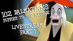 THOMAS NEEDS PUPPIES - 102 Dalmatians: Puppies to the Rescue Livestream - Part 1