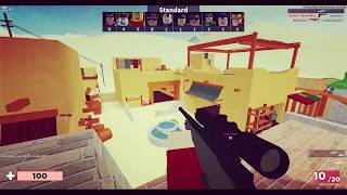 ROBLOX ARSENAL FRAGMOVIE