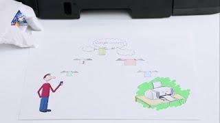 настройка Google Cloud Print для принтера Epson