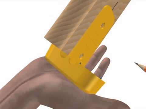 Zipbolt Stair Jig Kit