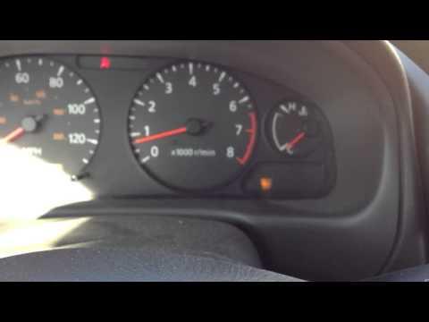 Nissan sentra rpm problem! Help!