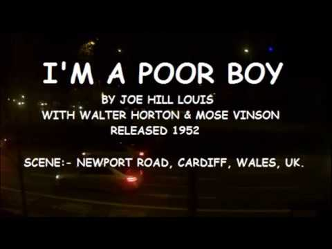 I'm a Poor Boy by Joe Hill Louis with Walter Horton & Mose Vinson