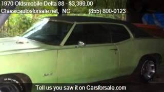 1970 Oldsmobile Delta 88  for sale in Nationwide, NC 27603 a #VNclassics