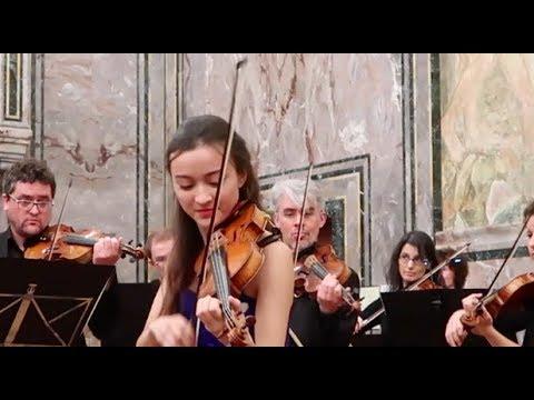 W. A. Mozart: Violin Concerto No. 3: 3rd movement | Sumina Studer